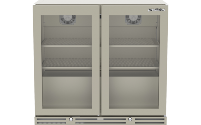 New bottle coolers from Precision Refrigeration