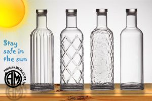 American Metalcraft water bottles