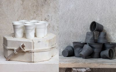 Revol's new 'Crumpled Cups' celebrate sustainability