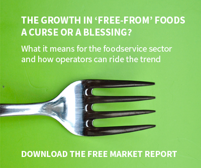 THE GROWTH IN 'FREE-FROM' FOOD – A CURSE OR A BLESSING?