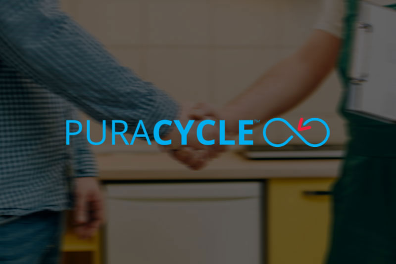 Pro Foodservice Reps partner with Puracycle